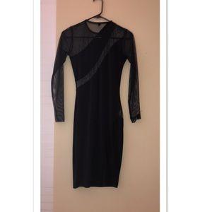 Dresses - Mesh dress